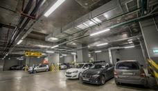 Zusätzlich erwarb die AHK Russland zehn Parkplätze in der Tiefgarage. / Hans-Jürgen Burkhard, für AHK Russland