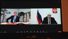 Russlandkonferenz 2021 Podiumsdikussion Deutsch-Russischer Energiedialog 4_2000_1333