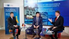 Dialog mit dem Gouverneur des Kaliningrader Gebietes 1_2000_1150