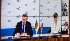 Deutsch-Russischer Unternehmerrat Erste Sitzung 3