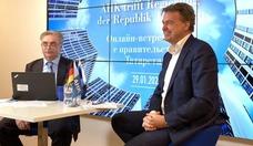 Dialog mit Regierung Tatarstans 3