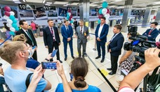 Foto Lufthansa-Tochter Eurowings auf dem Flughafen Kolzowo in Jekaterinburg 2R8A5778_2000_1333