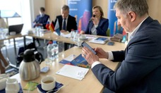 Sitzung des AHK-Mittelstandskomitees Foto 2021-04-22_2